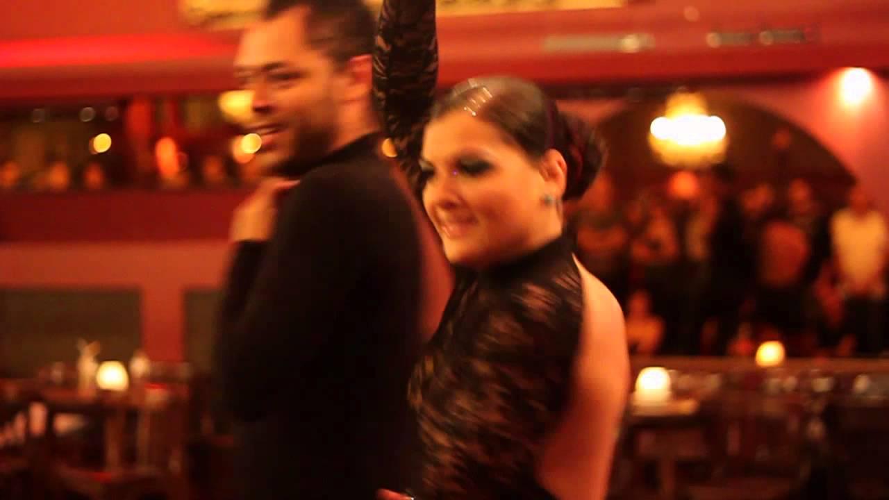 Fusion Latina || Dancers profile