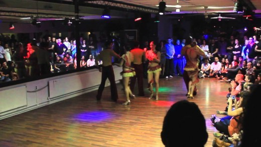 Fuerza Dance