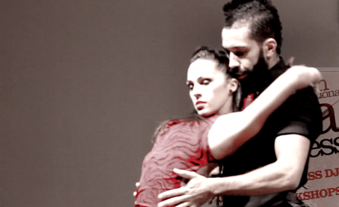 Nuno and Vanda Kizomba
