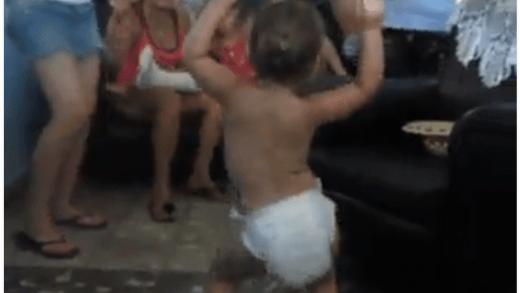 dancing baby latin dance