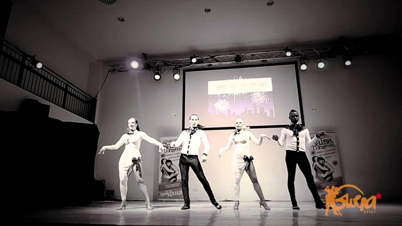 Latin Groove || Tambó Dance Project (MAMBO)