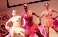 Mel's Dancing Diva's    The diva's airlines (Mambo)