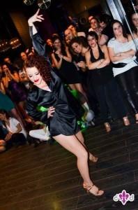 Isabel Freiberger - Salsa Show Dancer