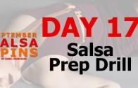 Day 17 – Salsa Prep Drill – Gwepa Salsa Spins