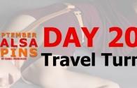 Day 20 – Travel Turn – Gwepa Salsa Spins