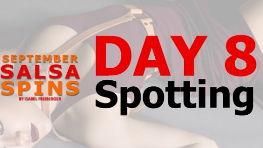Day 8 - Salsa Lady styling - Spotting - FB Share
