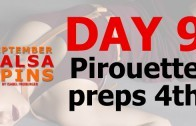 Day 9 – Salsa Lady styling – Piroutte Preps 4th- FB Share