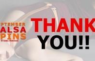 Day – Thank you – Gwepa Salsa Spins