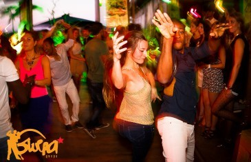 Creative dancing - Salsa