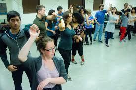 Salsa Dance partner