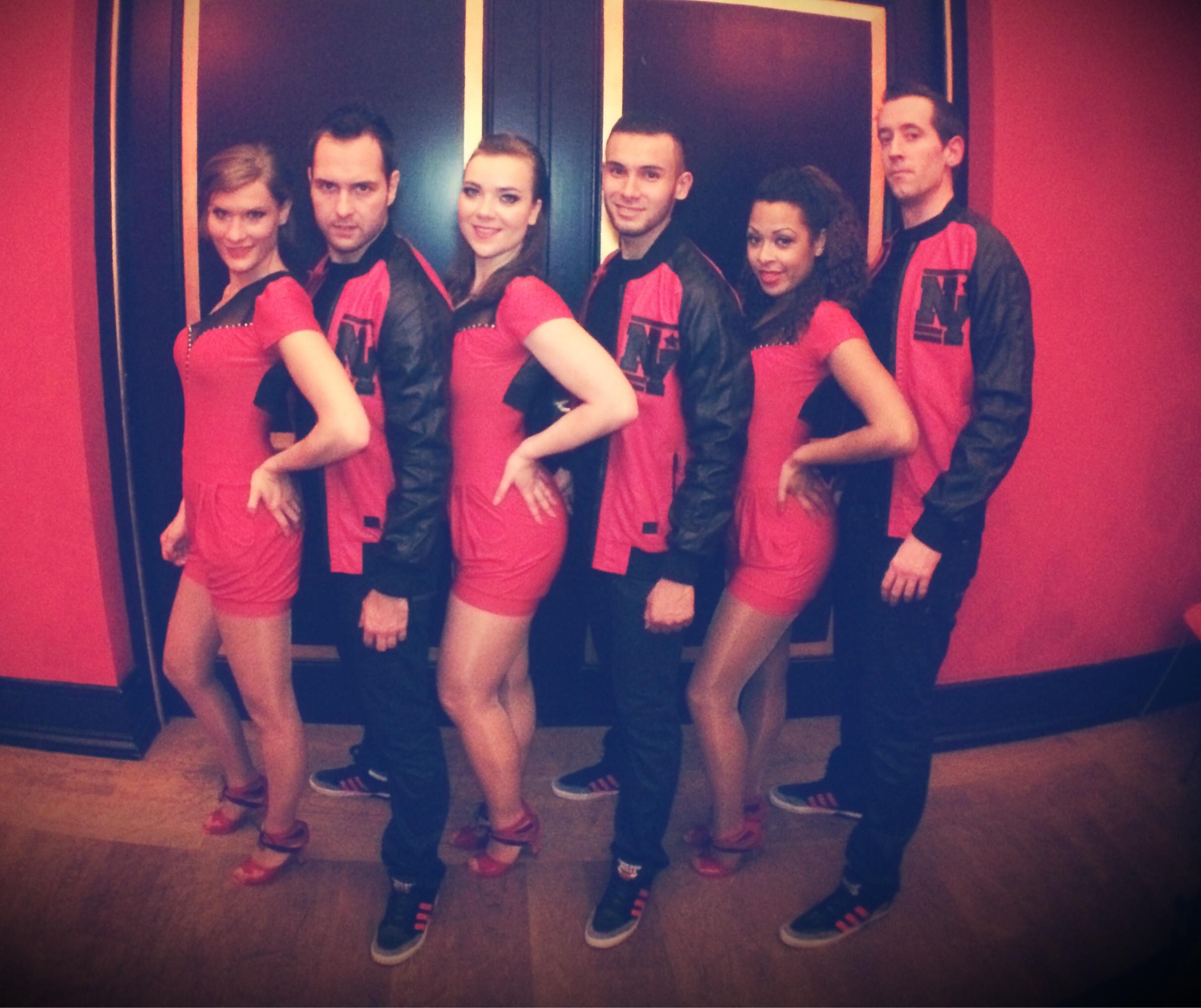 Güiramigos Dance Company    Dancers profile