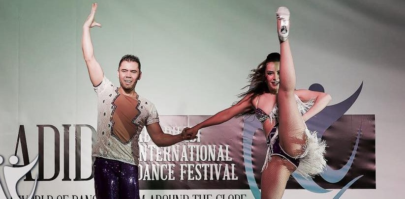 Gabriel & Zinthya || Dancers Profile