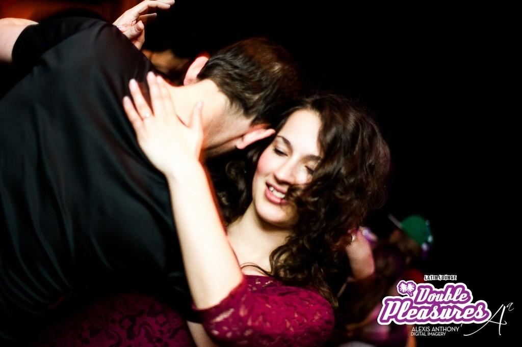 Latin Lounge Double Pleasures || Salsa Shakers
