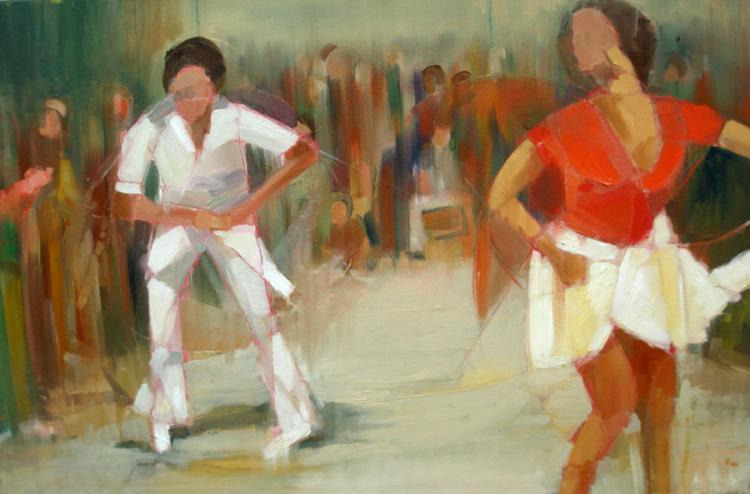 Afro Cuban Dance Masterclass & 1st Social