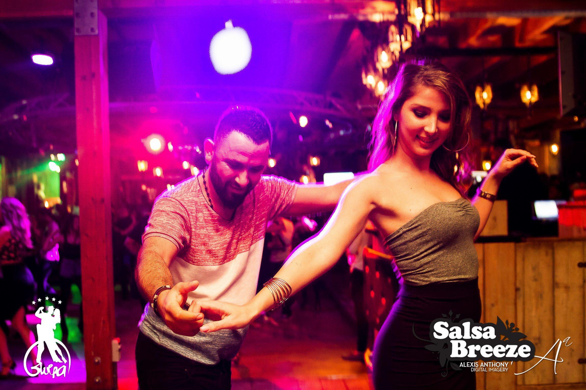 Salsa Breeze || Featured Event