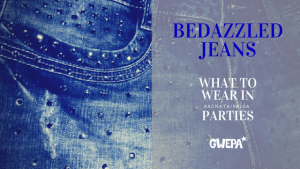 bedazzled jeans