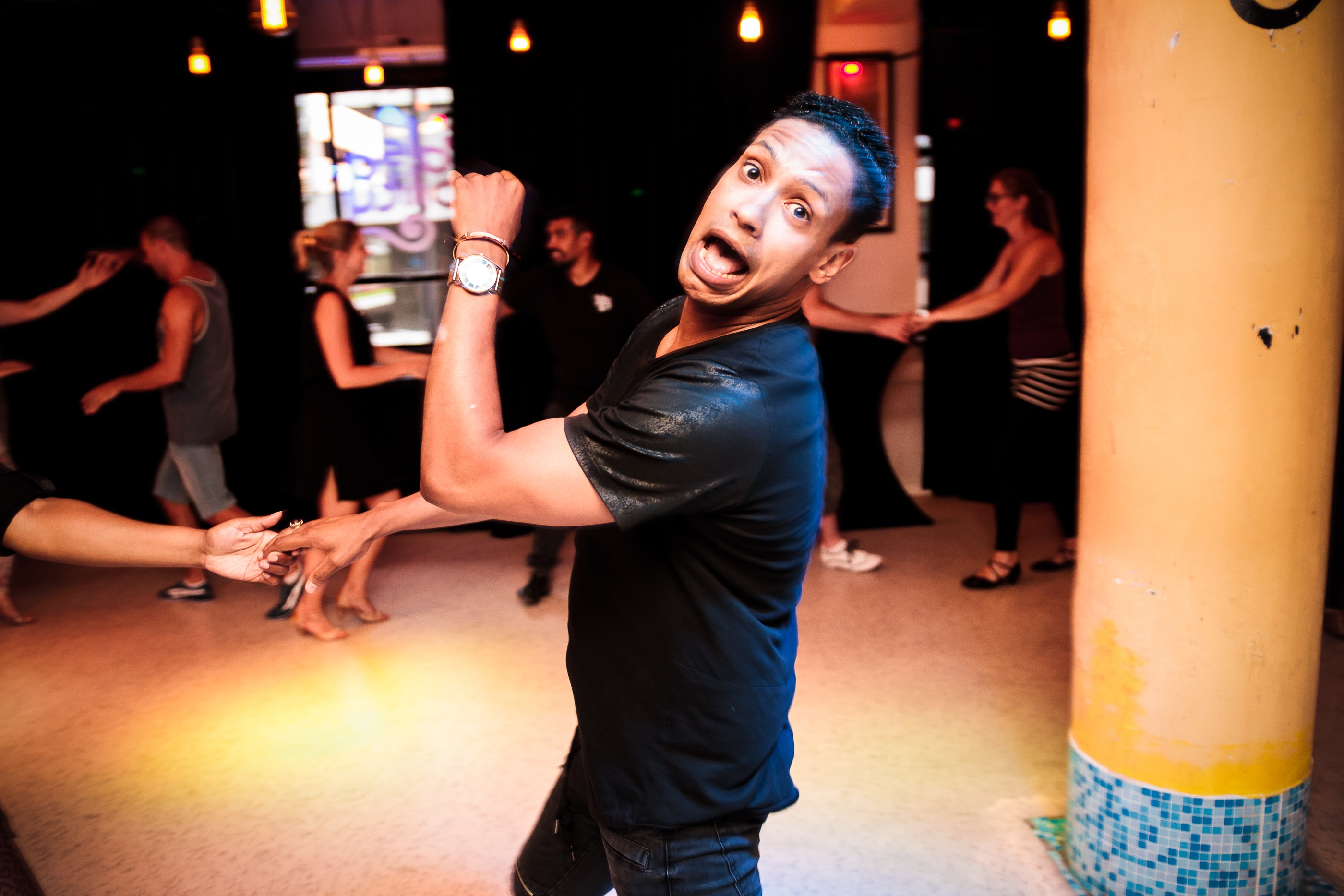 5 reasons to dance Salsa and feel the #Gwepaaa