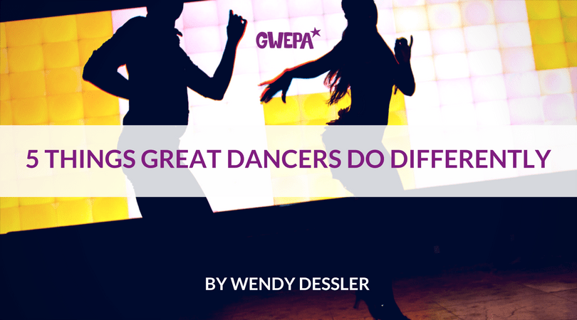5 Things Great Dancers Do Differently