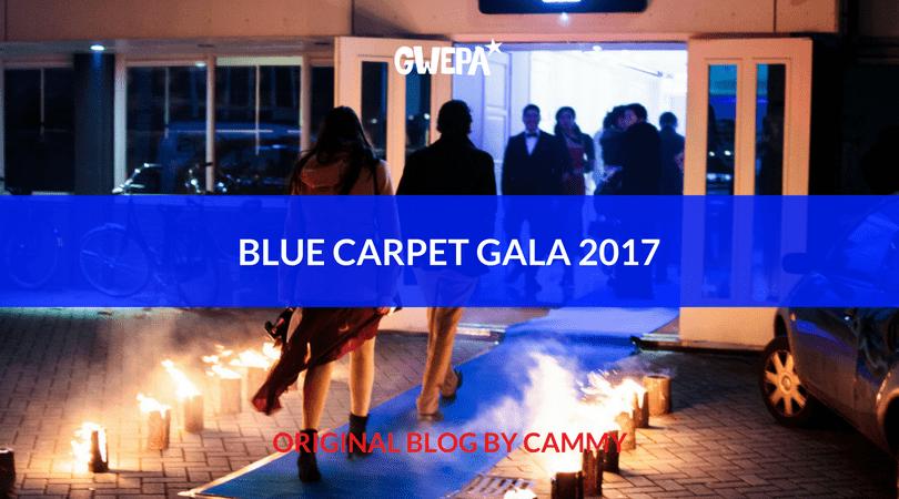 Blue Carpet Gala 2017