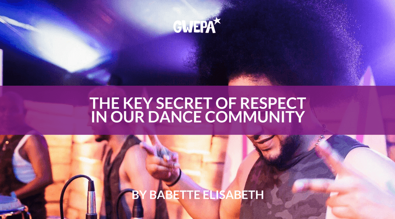 The Key Secret Of Respect In Our Dance Community