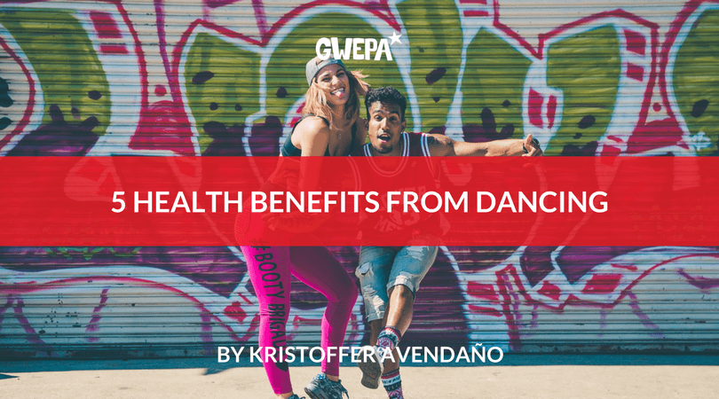 5 Health Benefits From Dancing