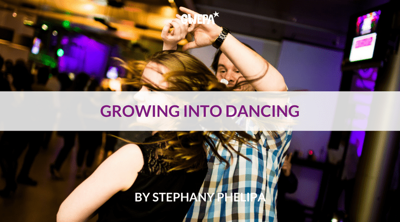 GROWING INTO DANCING