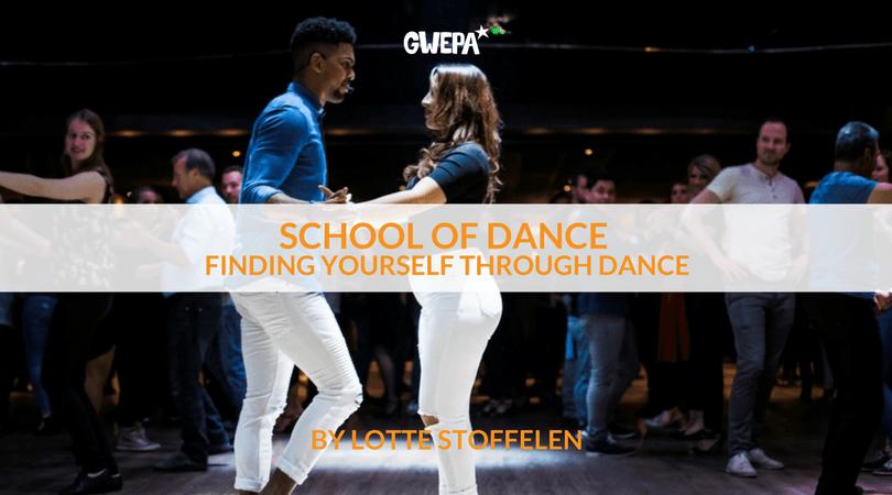 School of dance: finding yourself through dance