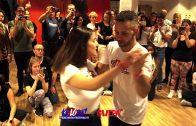 Anthony y Carla | Keloke Bachata Fesetival 2019 | Romeo santos & Kiko Rodriguez El beso que no le di