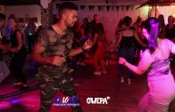 Junior & Carolina | Keloke Bachata Festival 2019 | Franklin Medina Me quieren matar