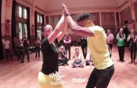 Junior & Carolina @ Magia Latina Salsa Bachata Festival 2019